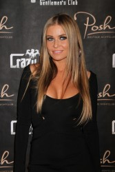 Carmen Electra - celebrates her birthday at Crazy Horse III in Las Vegas 5/4/13