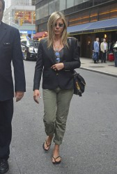 Jennifer Aniston - Out and about in NYC 5/9/23