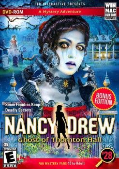Nancy Drew 28: Ghost of Thornton Hall (2013)