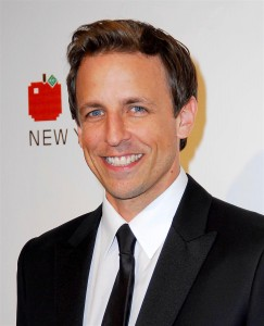 Seth Meyers Picked To Host Late Night