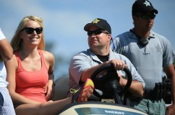 Lindsey Vonn - The Players Championship Final Round in Florida 5/12/13