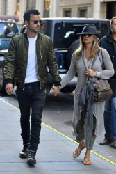 Jennifer Aniston - out in NYC 5/12/13