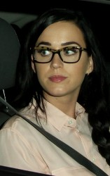 Katy Perry - leaving the Chateau Marmont in Hollywood 5/12/13