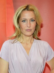 Gillian Anderson - 2013 NBC Upfront in NYC 5/13/13