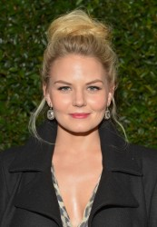 Jennifer Morrison - Vogue & MAC Cosmetics dinner in LA 5/13/13