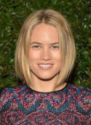 Cody Horn - Vogue & MAC Cosmetics dinner in LA 5/13/13