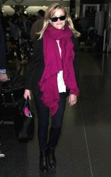 Reese Witherspoon - at JFK Airport in NYC 5/13/13