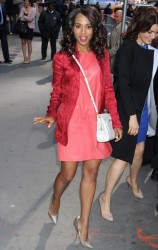Kerry Washington - at ABC Studios in NYC 5/14/13