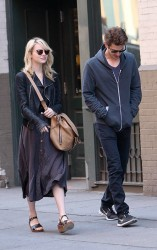 Emma Stone - out in NYC 5/14/13