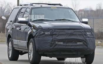 FYI - 2015 Ford Expedition to get 5.0 liter 32-valve Ti-VCT V-8 - Page