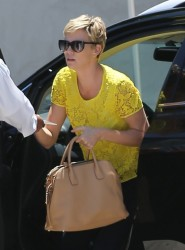 Charlize Theron - out in West Hollywood 5/14/13