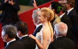 Nicole Kidman - 66th Annual Cannes Film Festival Opening Ceremony 5/15/13
