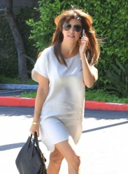 Kourtney Kardashian - Out and about in LA 5/15/13