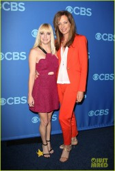 Anna Faris - 2013 CBS Upfront Presentation in NYC 5/15/13