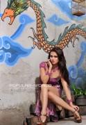 Emma Kurnia Model Seksi Majalah Popular