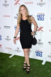Ronda Rousey - Maxim Hot 100 Party in Hollywood 5/15/13