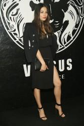 Jessica Gomes - Versus Versace launch in NYC 5/15/13
