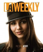 Victoria Justice - LA Weekly People 2013-