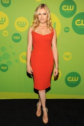 Eliza Taylor - CW Network 2013 Upfront in NYC 5/16/13