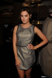 Ashley Tisdale - 2013 CAA Upfronts Party 5/14/13