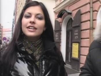 Lucie Theodorova Threesome 19