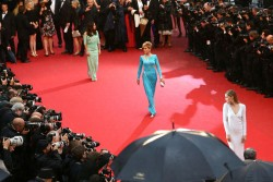 Doutzen Kroes - 'Jimmy P.' premiere at the 66th Cannes Film Festival 5/18/13