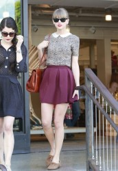 Taylor Swift - out in Beverly Hills 5/18/13