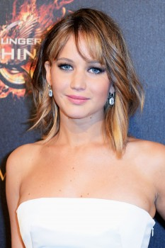 Jennifer Lawrence The Hunger Games Catching Fire Party 1
