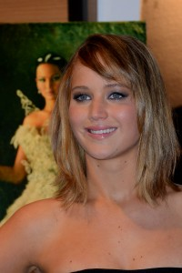 Jennifer Lawrence The Hunger Games Catching Fire Photocall 3