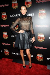 Alessandra Ambrosio - Rolling Stone hosts Bacardi Rebels in NYC 5/20/13