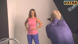 Jennifer Love Hewitt - Behind The Scenes of Her Women's Running Magazine Photoshoot