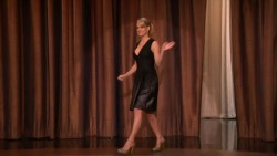 Alice Eve Looking Sexy on Conan - May 21, 2013