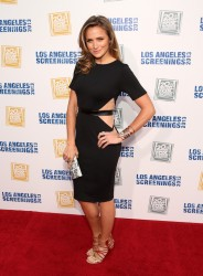Shantel VanSanten - 20th Century FOX Television 2013 LA Screenings Lot Party 5/23/13