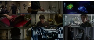 Download The Amazing Spider Man (2012) 4K Remastered BluRay 720p 900MB Ganool
