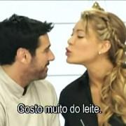 Pamela Pombo Y Avril Pilot Con Nino Dolce Ep Playboy Tv