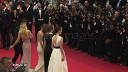 Emma Watson Red Carpet Video From The Bling Ring Premiere in Cannes, France on May 16, 2013