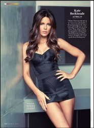 Kate Beckinsale in Us Weekly Magazine's Hottest Bodies of 2013 Issue