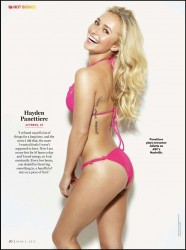 Hayden Panettiere in Us Weekly Magazine's Hottest Bodies of 2013 Issue