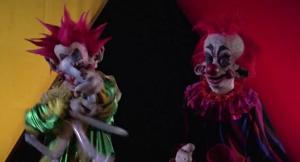 Mordercze klowny z kosmosu / Killer Klowns from Outer Space (1988) PL.BRRip.XviD-GHW / Lektor PL + RMVB