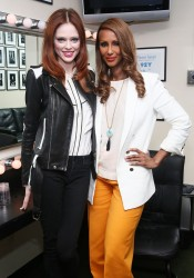 Coco Rocha - Glamour hosts 'Secrets Of Start-Up Queens' Panel in NYC 5/29/13