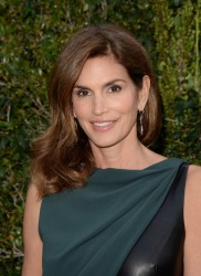 Cindy Crawford - Chanel Dinner For NRDC in LA 5/31/13