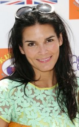 Angie Harmon - 7th Annual Kidstock Music & Art Festival in Beverly Hills 6/2/13
