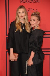 Mary-Kate & Elizabeth Olsen - 2013 CFDA Fashion Awards in NYC 6/3/13