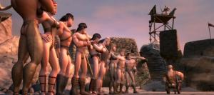 Roman Barbarzy?ca / Ronal Barbaren / Ronal The Barbarian (2011) PLDUB.DVDRip.XviD-inka | Dubbing PL + rmvb + x264