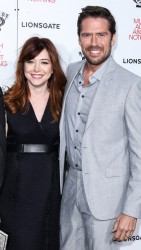 Alyson Hannigan - 'Much Ado About Nothing' screening in Hollywood 6/5/13