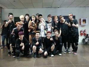 [Trad/Pic] Taemin mencionado em tweet de Kyuhyun (Super Junior) Ef6edb259006234