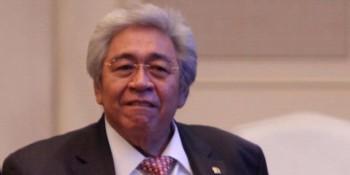 Almarhum Taufiq Kiemas / Kompas