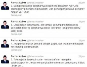 Twitter Farhat Abbas @farhatabbaslaw