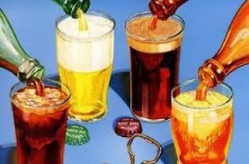 Minuman bersoda - Ist