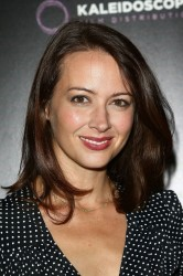 Amy Acker - 'Much Ado About Nothing' screening in London 6/11/13